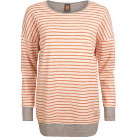 Elkline Relax - Couche intermédiaire Femme - beige/orange